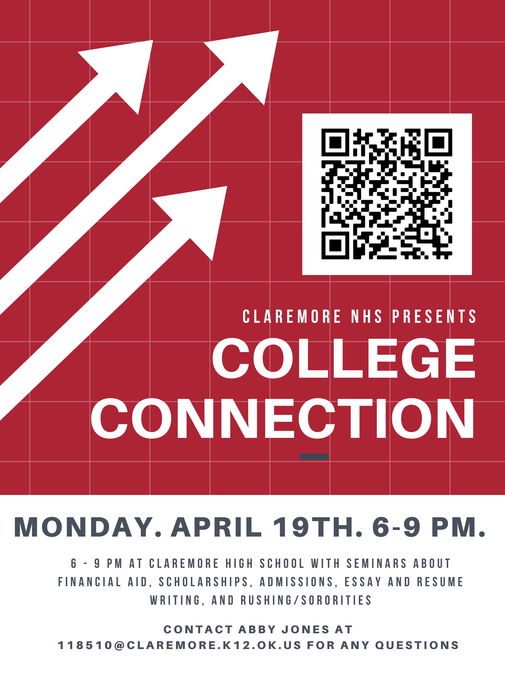 College Connection hosted by NHS